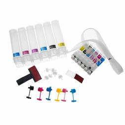 Bulk Ink System For Epson 1400 Artisan 1430 Empty CISS For P