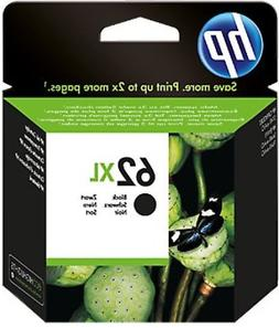 HP C2P05AN 62XL Black High Yield Original Ink Cartridge For