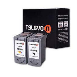 Novajet 2PK Remanufactured Ink Cartridge Replacement for PG-