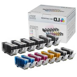 Canon PGI225 & CLI226 Compatible Set of 14 Ink Cartridges: 4