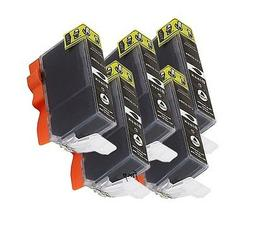 For Canon Printers 5 Ink Cartridges 226 Black MX712 MX882 iP
