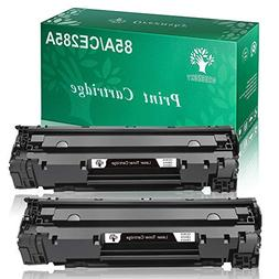 GREENSKY CE285A 85A Black Laserjet Toner Cartridge Compatibl