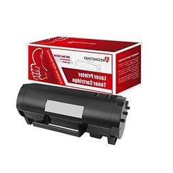 Awesometoner Compatible Dell 2360  High Yield Black Toner Ca