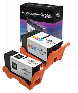 Speedy Inks - 2pk Compatible Dell Series 21 Set of Y499D & Y