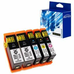 ESTON Compatible Ink Cartridge Replacement for Dell Series 3
