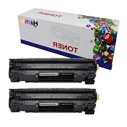 HIINK Compatible Ink Cartridge Replacement for HP CE285A