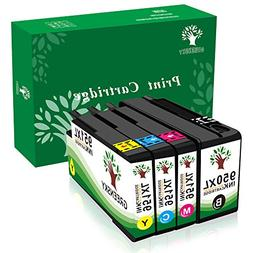 GREENSKY Compatible Ink Cartridge Replacement for HP 950XL