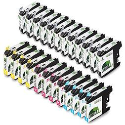 JARBO Compatible Ink Cartridge Replacement for Brother LC103