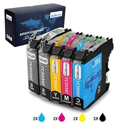 Office World Compatible Ink Cartridges Replacement for Broth