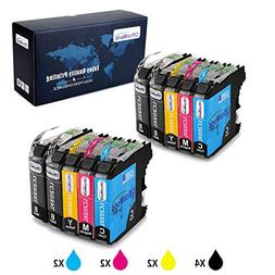 Office World Compatible LC203 LC203XL Ink Cartridge Replacem