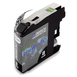 Office World Compatible Ink Cartridge Replacement for Brothe