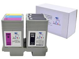 InkOwl Compatible Ink Cartridge Replacement for CANON PFI-10