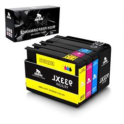IKONG 932XL 933XL Compatible Ink Cartridge Replacement for H