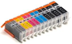 Blake Printing Supply 12 Pack Compatible Ink Cartridges for