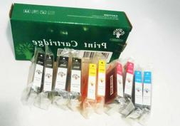 Greensky Compatible Ink Cartridges For HP 564 564XL 10 Pack