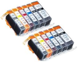 Blake Printing Supply ® 12 Pack Compatible Ink Cartridges f