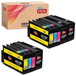 JIMIGO Compatible 950XL 951XL Ink Cartridges Replacement for