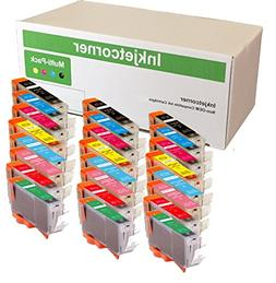 Inkjetcorner 24 Pack Compatible Ink Cartridges Replacement f