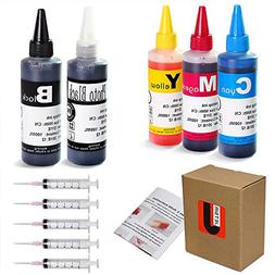 JetSir 5 Colors Compatible ink refill kit for Canon 250/251