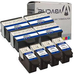 Abacus24-7 Compatible Kodak Printer Ink 10B 10C Cartridges,