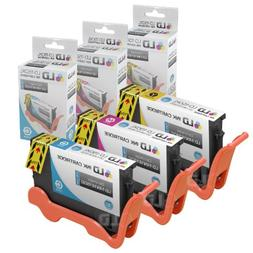 Compatible Lexmark 150XL Set of 3 HY Color Inkjet Cartridges