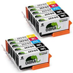 JARBO Compatible Ink Cartridge Replacement for HP 564 High Y