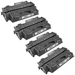 Speedy Inks Compatible Toner Cartridge Replacements for HP 8