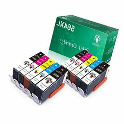 GREENSKY Compatible Toner Cartridge Replacement for HP 564XL