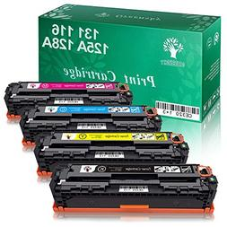 GREENSKY Compatible Toner Cartridges Replacement for HP 131A