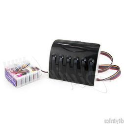 DELUXE Compatible Continuous Ink System CISS for Epson Artis