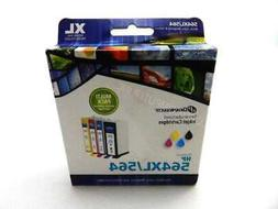 Dataproducts DPC564XLB564CMY Ink Cartridges Remanufactured B