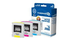 dpc88cmy yield ink cartridge replacement