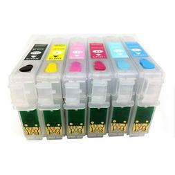 Empty Compatible Refillable Cartridge Ink Epson Artisan 837