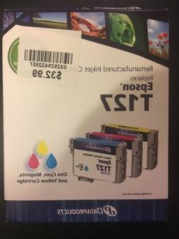 Dataproducts Epson T127 Remanufactured Ink Cartridges Multi