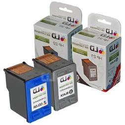 LD Products Remanufactured Ink Cartridge Replacement for HP