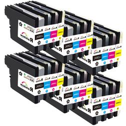 Generic LC61 Ink Cartridges for Brother MFC-J630W MFC-J415W