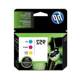 3-PACK HP GENUINE 952 Color Ink  for OFFICEJET PRO 8710 8720