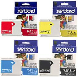 Brother LC51 Ink Cartridge Set Black, Cyan, Magenta, Yellow
