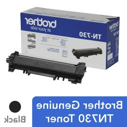 Brother Genuine Standard Yield Toner Cartridge, TN730, Repla
