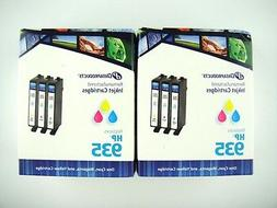 Dataproducts HP 935 Tri-Color Ink Cartridges Cyan, Magenta &