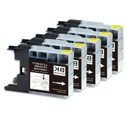 Printer Ink cartridge for Brother LC75BK XL LC71BK MFC-J280W