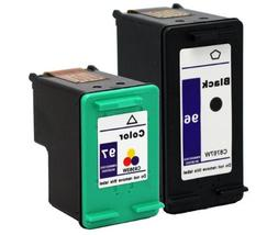 Axiom Remanufactured Ink Cartridge Replacement for HP 96