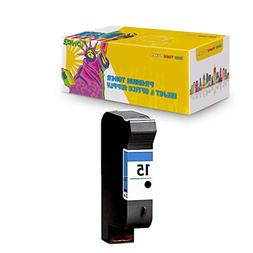 Generic  Remanufactured Ink Cartridge Replacement for HP 15