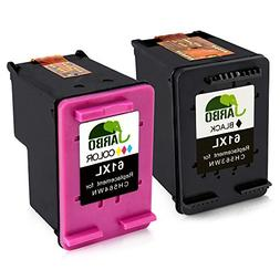 JARBO Remanufactured Ink Cartridge Replacement for HP 61 61X