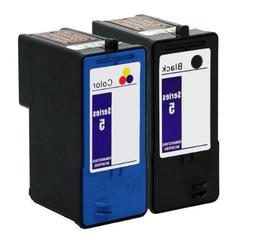 2 PK Axiom  Remanufactured Ink Cartridge Replacement for Del
