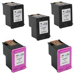 Amsahr Remanufactured Ink Cartridge Replacement for HP CC641