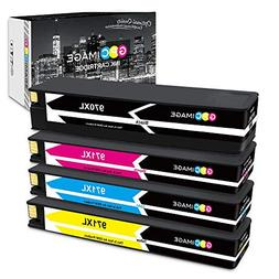 GPC Image Remanufactured Ink Cartridge Replacement for HP 97