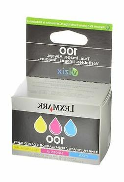100 Color Ink Cartridge Tri-pk- Cyan/Magenta/Yellow