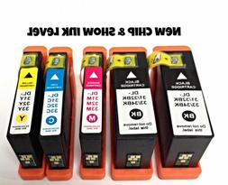 Ink Cartridges For Dell All-in-One V725W V525W Series 31 32