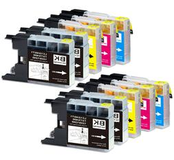 Ink Cartridges for LC75XL LC71 works for Brother MFC-J280W M